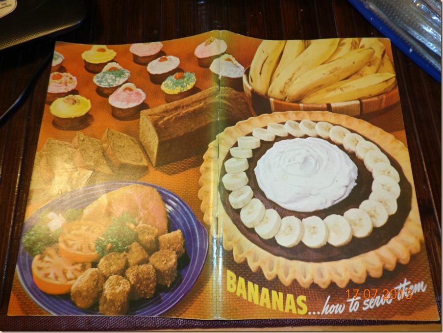 Bananas How To Serve Them