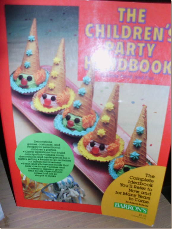 Children's Party Handbook