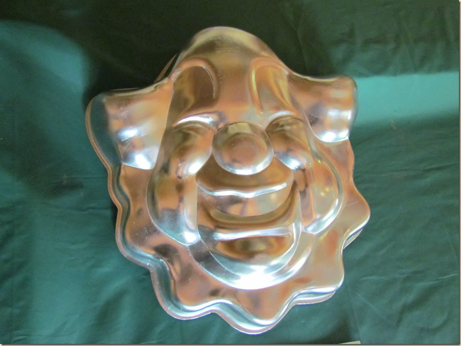 Clown Cake Pan
