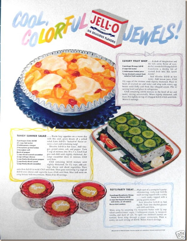 Jell-O Jewels