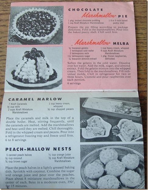 Kraft Miniature Marshmallows II