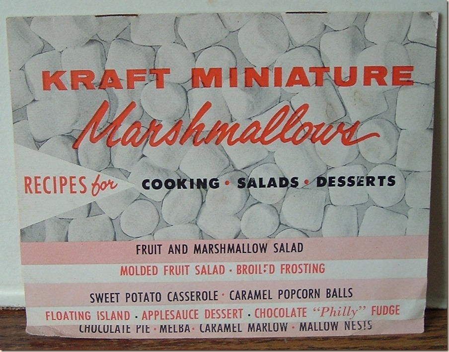 Kraft Miniature Marshmallows