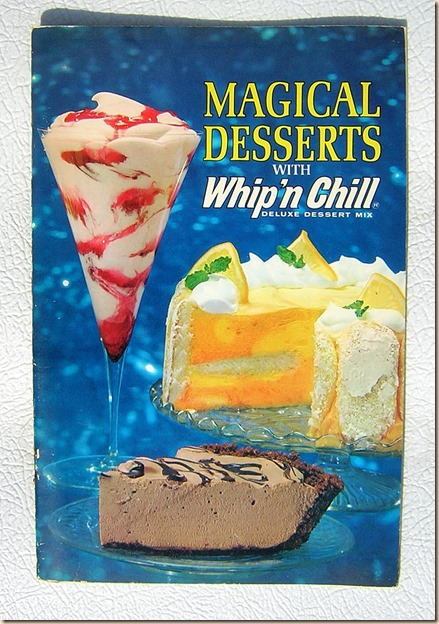 Magical Desserts With Whip n Chill