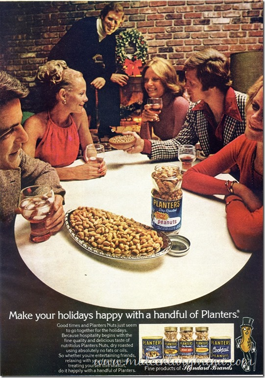 Planter's Peanuts 1972001
