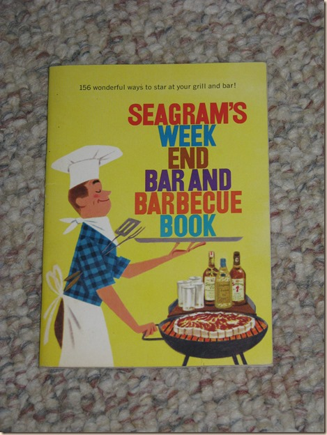 Seagram's Barbecue Book