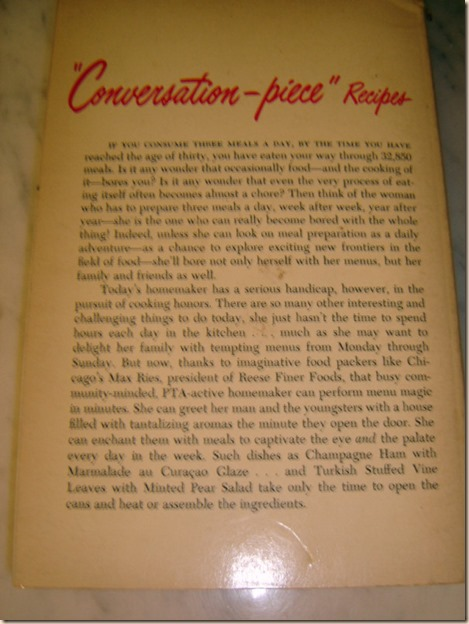 Conversation Recipes