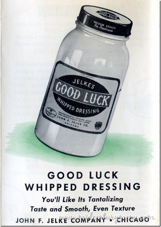Good Luck Salad Dressing001