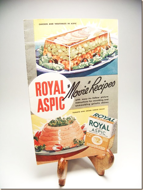 Royal Aspic Movie Recipes