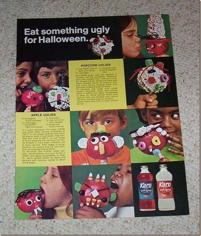 Karo Ugly Apples