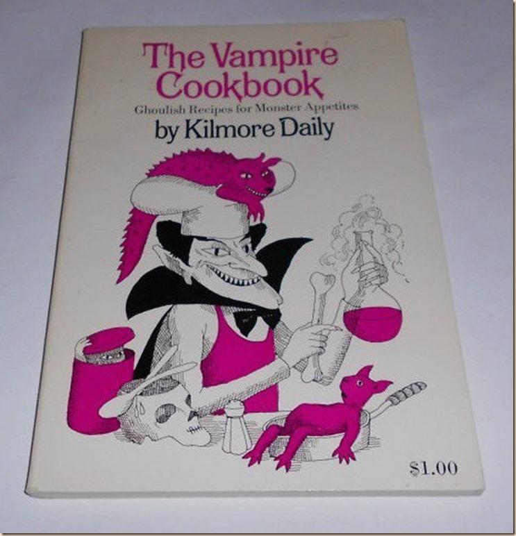 The Vampire Cookbook