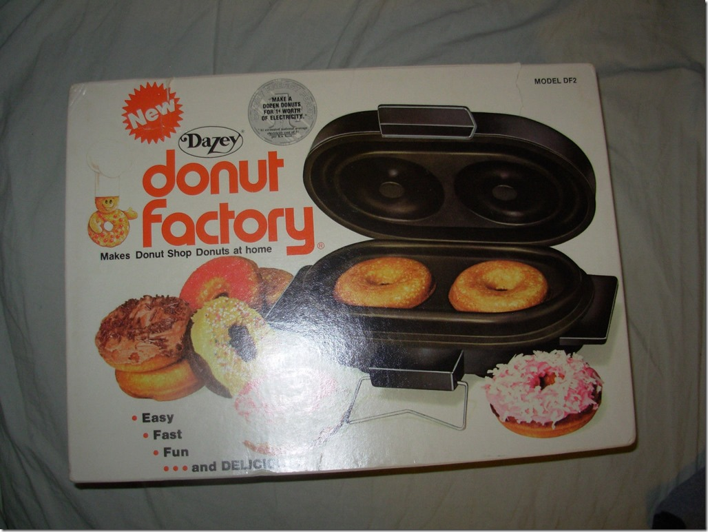 Dazey Donut Factory
