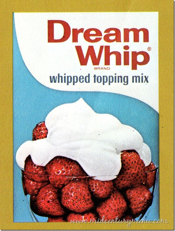 Dream Whip Sweet Endings 1974002