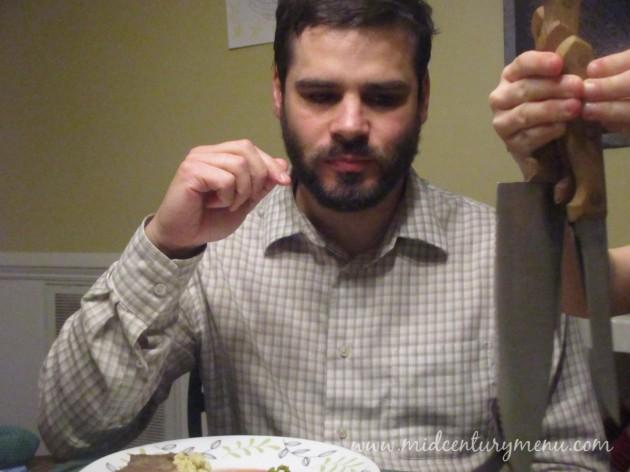 tasting-knives