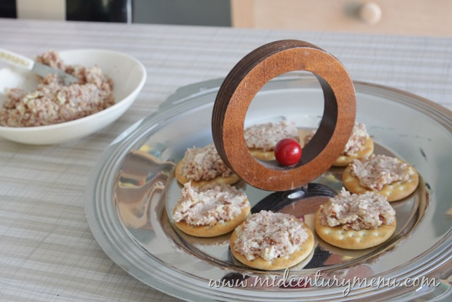 Peanut 'n' Ham Spread – A Mid-Century Recipe Test