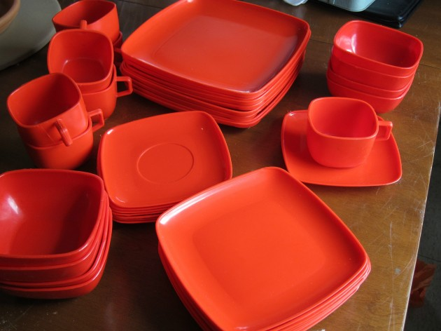 Dishes Amp Serveware The Mid Century Menu