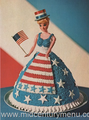 Happy Fourth of July From Mid-Century Menu!