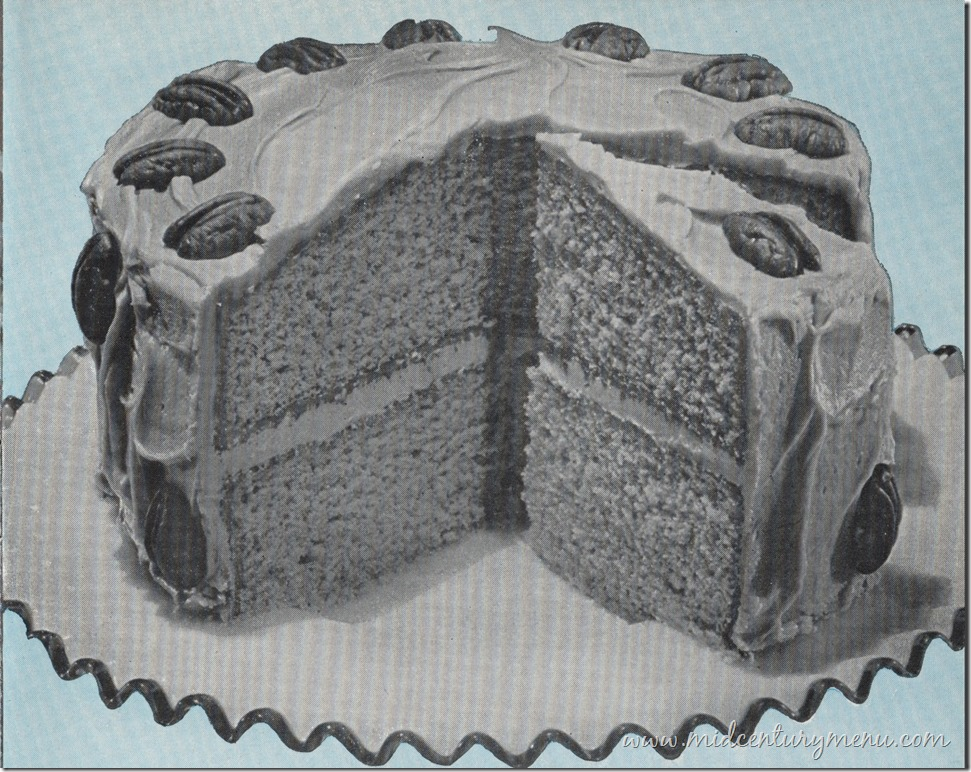 10 Cakes Husbands Like Best, 1952