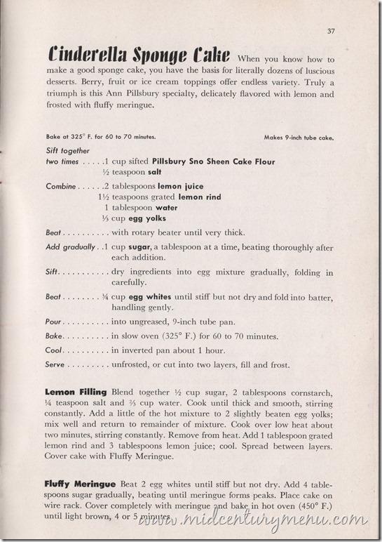 Adventures in Cake Craft by Ann Pillsbury, 1948 III