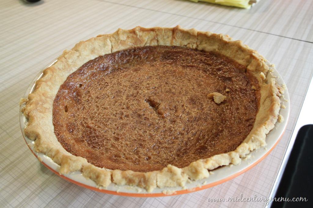 Aunt Maria's Vermont Maple Sugar Pie, 1945 – A Vintage Pie ...