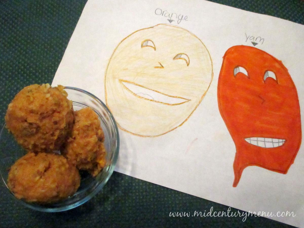 Orange Yam Cookies – Mid-Century Recipe Guest Test Sunday