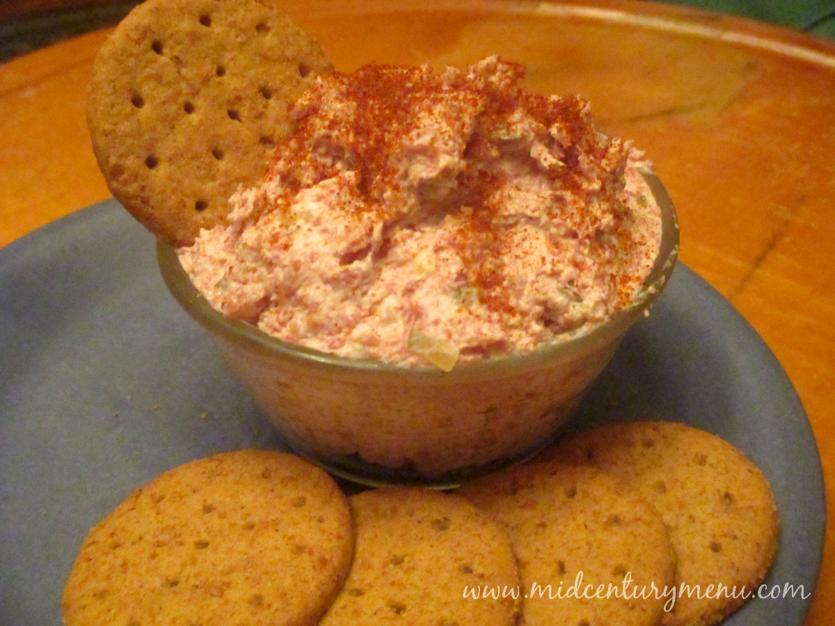 Corned Beef Spread – Mid-Century Recipe Guest Test Sunday