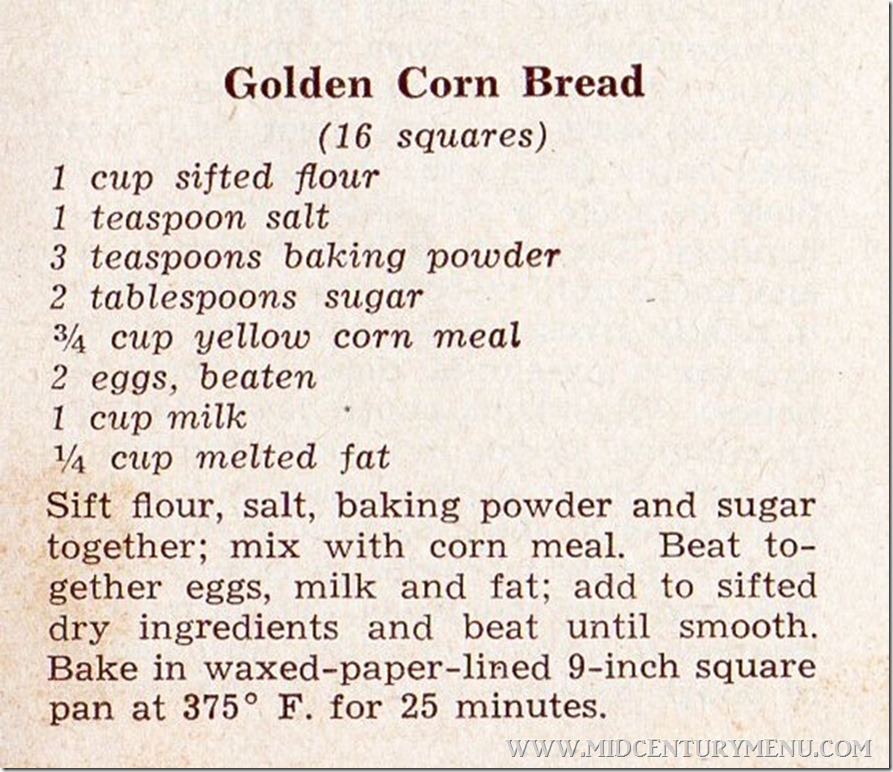 Golden Cornbread001