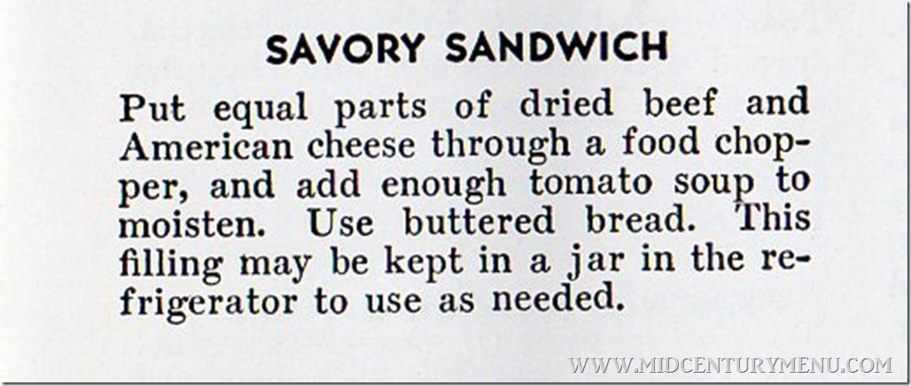 Savory Sandwich001
