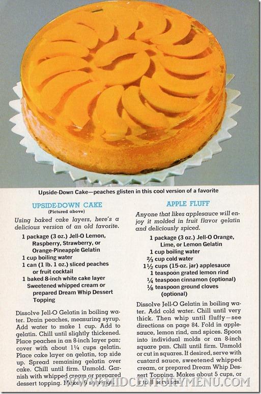 Upsidedown Cake 001