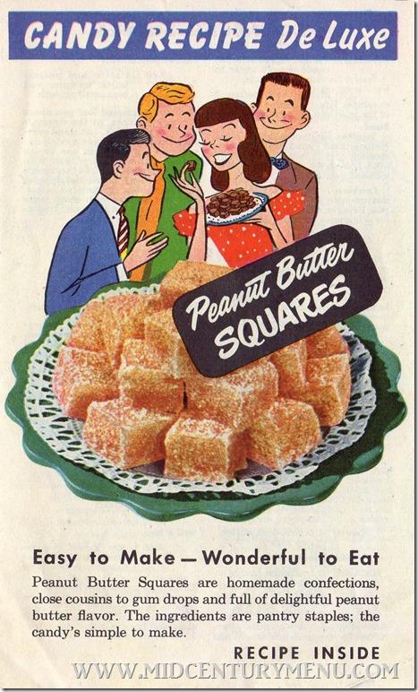 Peanut Butter Squares001