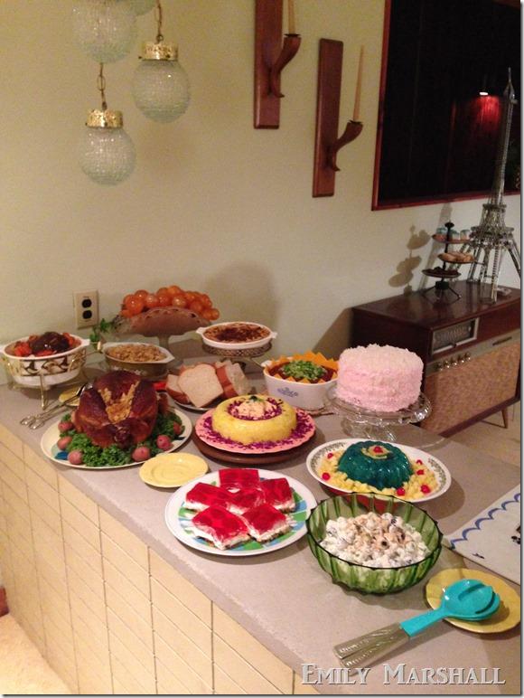 party spread 2