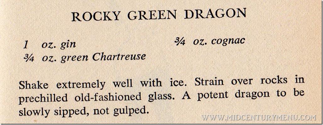 Playboys Bar Guide Rocky Green Dragon001
