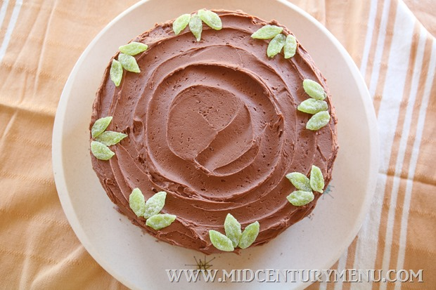 Starlight Double Delight Cake, 1951 – A Vintage Cake Recipe Test