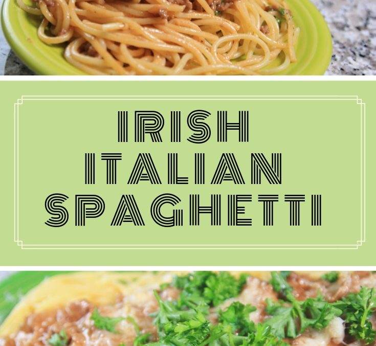 The Cursed Irish-Italian Spaghetti – A Mid-Century Recipe Test and Tale