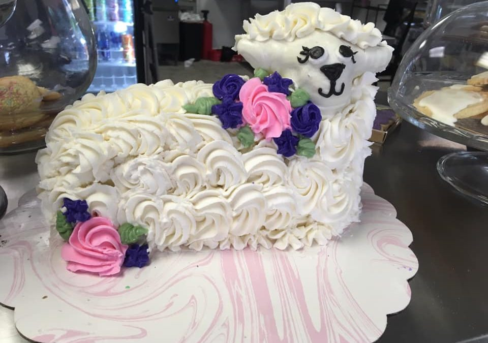 8th Annual Reader's Lamb Cake Gallery