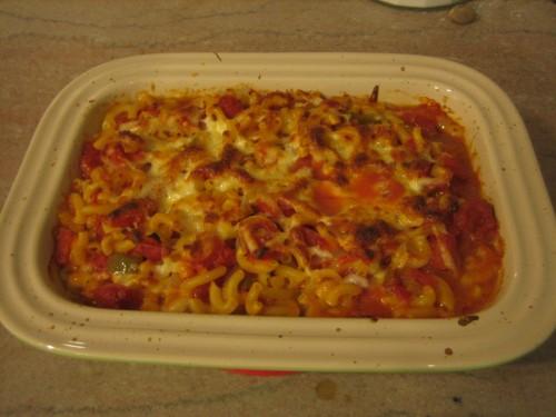 Rena-Ware's Macaroni Republic Casserole