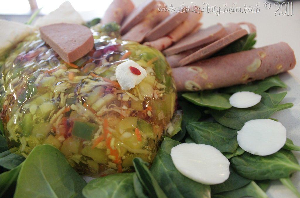 Aspic Supper Salad Challenge