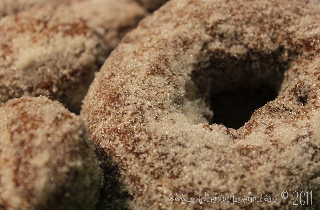 Banana Doughnuts: Mid-Century Recipe Test