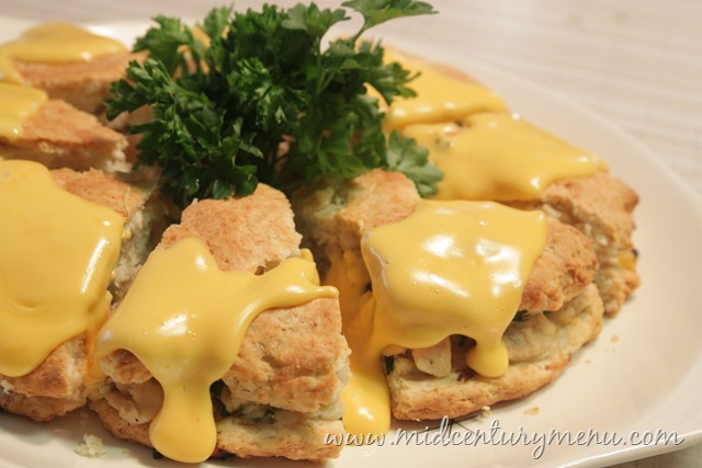 Golden Tuna Shortcake – A Mid-Century Lenten Recipe Test
