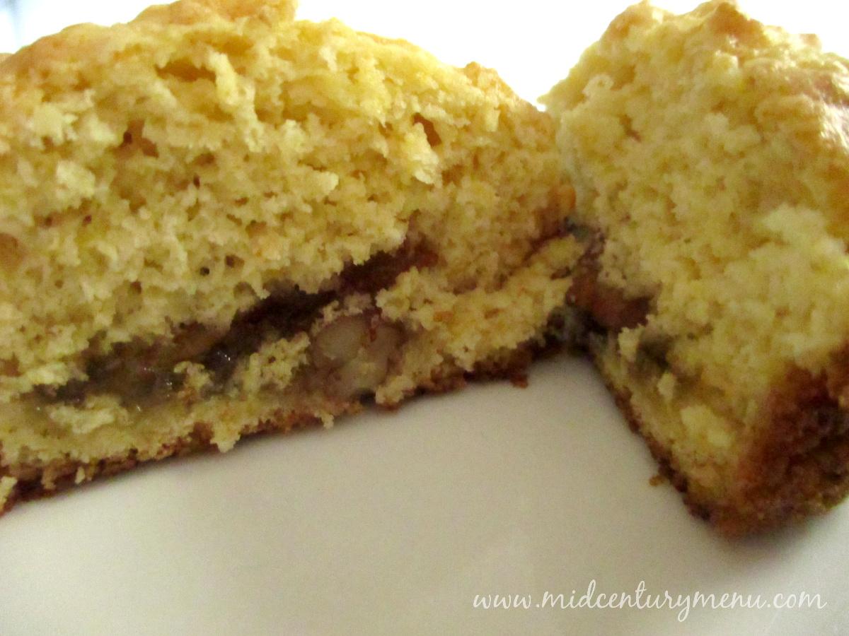 Orange Muffins – Mid-Century Recipe Guest Test Sunday