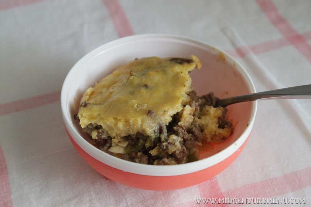 Corn Pie, 1963 – Mid-Century Recipe Test