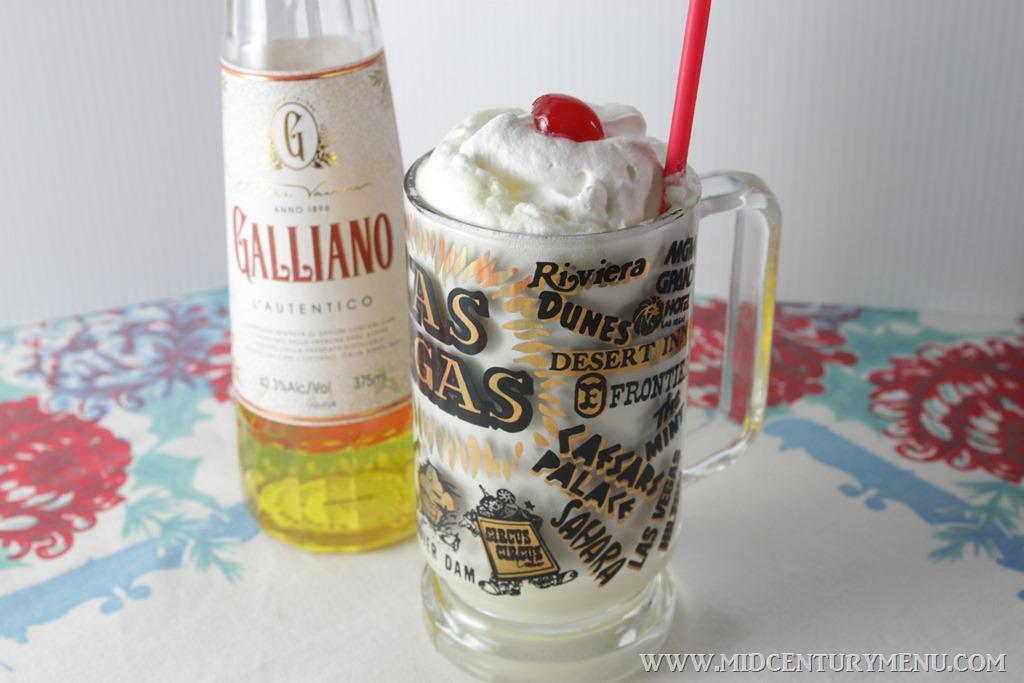 Adult Soda, 1969 – Vintage Cocktail Friday
