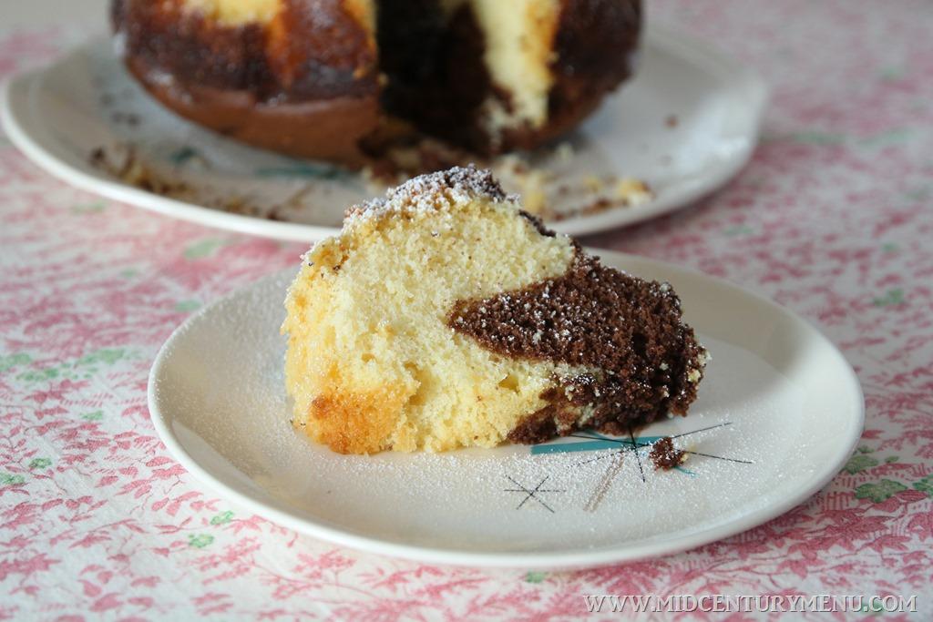 Neapolitan Pound Cake, 1971 – A Vintage Recipe Test