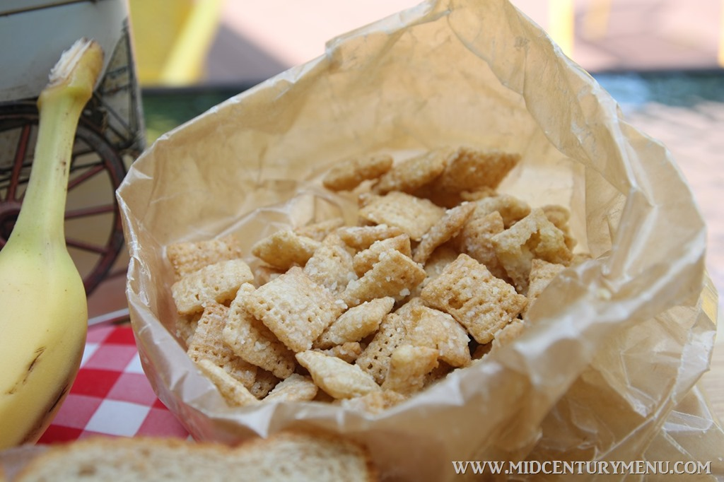 Cheese Snacks, 1959 – A Vintage Recipe Test