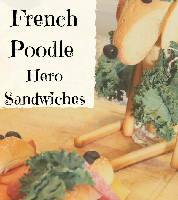 French Poodle Hero Sandwiches – A Vintage Recipe Test